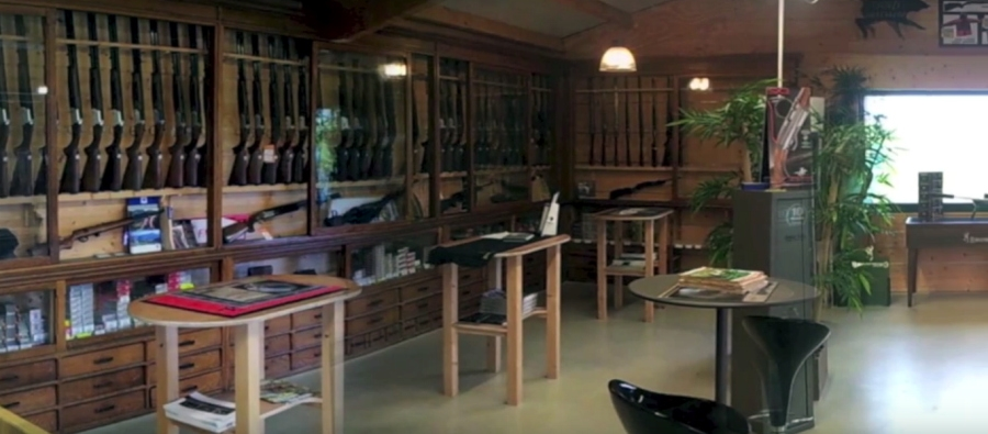 Nos fusils et carabines