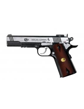 Pistolet co2 Colt spécial combat classic
