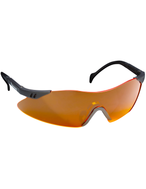 Lunette de tir claybuster orange