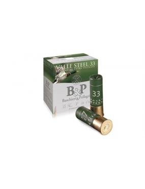 B&P valle steel 33 magnum hv