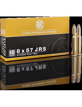 Munitions RWS 8x57jrs id classic 198gr
