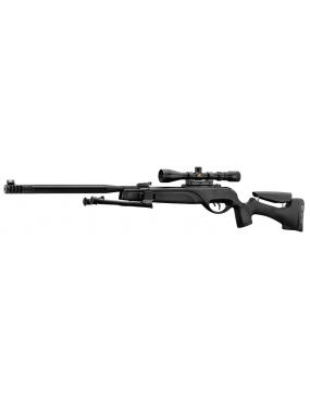 Carabine Gamo HPA IGT 19.9 joules 4.5 mm + lunette 3-9 x 40 WR + bipied