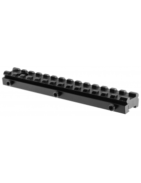 Rail Picatinny de fixation Gamo 11mm