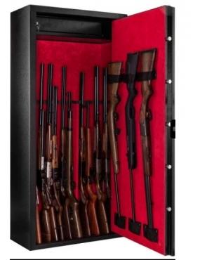 Coffre 14 armes à serrure à cléf Rietti