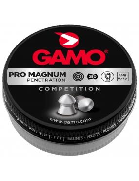 Plombs Gamo pro magnum penetration 5,5 mm