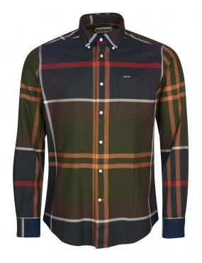 Chemise Barbour Dunoon Classic