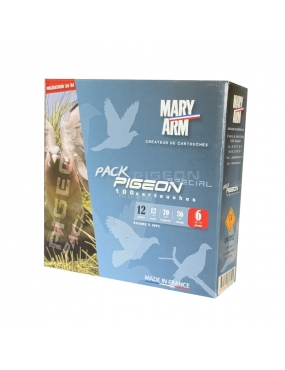 Mary Arm pack pigeon