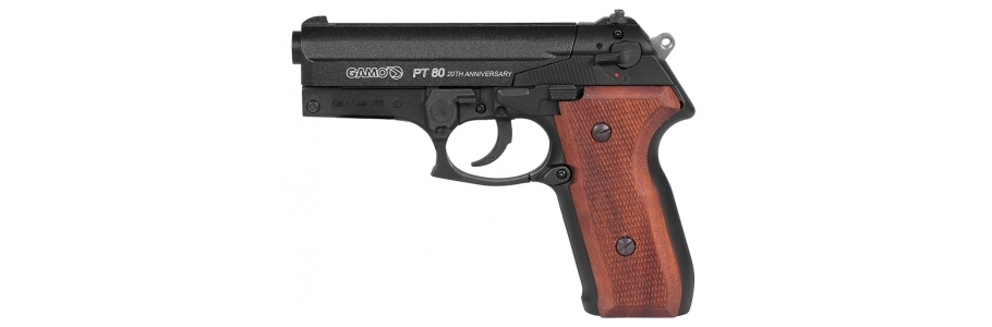Pistolets et revolvers